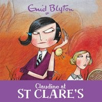 Claudine at St Clare's - Enid Blyton