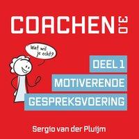 Coachen 3.0 - Sergio van der Pluijm