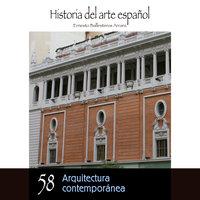Arquitectura contemporánea - Ernesto Ballesteros Arranz
