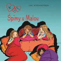 K jak Klara 4 - Śpimy u Malou - Line Kyed Knudsen