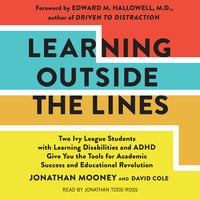 Learning Outside The Lines - Jonathan Mooney, Dave Cole