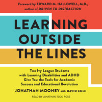 Learning Outside The Lines - Jonathan Mooney,Dave Cole