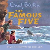 Five Go Down To The Sea - Enid Blyton