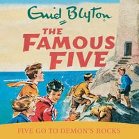 Five Go To Demon's Rocks - Enid Blyton
