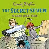 Go Ahead, Secret Seven - Enid Blyton