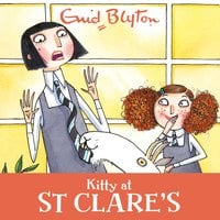 Kitty at St Clare's - Enid Blyton