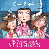 The Second Form at St Clare's - Enid Blyton