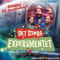 Det Stora Experimentet: Ett rymdäventyr - Beppe Singer, Henrik Ståhl