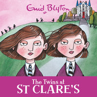 The Twins at St Clare's - Enid Blyton