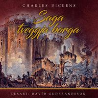 Saga tveggja borga - Charles Dickens