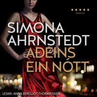 Aðeins ein nótt - Simona Ahrnstedt