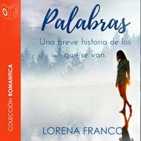 Palabras - Lorena Franco Piris