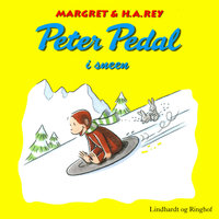 Peter Pedal i sneen - H.A. Rey