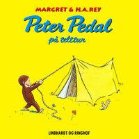 Peter Pedal på telttur - H.A. Rey