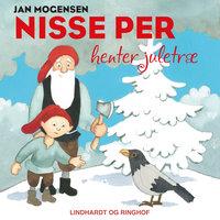 Nisse Per henter juletræ - Jan Mogensen