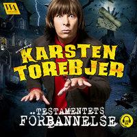 Karsten Torebjer - Testamentets förbannelse - Patrik Larsson