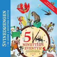 Svinedrengen - og andre 5 minutters eventyr - Peter Gotthardt