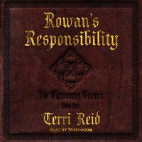 Rowan's Responsibility - Terri Reid