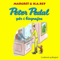 Peter Pedal går i biografen - H.A. Rey