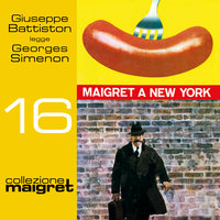 Maigret a New York - Georges Simenon
