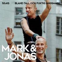 Mark & Jonas S2A15 – Bland tall och fuktig ängsmark - Jonas Gardell, Mark Levengood