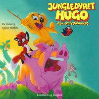 Jungledyret Hugo - den store filmhelt - Flemming Quist Møller
