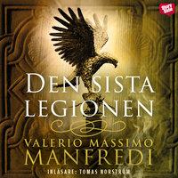 Den sista legionen - Valerio Massimo Manfredi