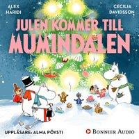 Julen kommer till Mumindalen - Tove Jansson, Cecilia Davidsson