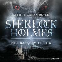 Pies Baskerville ów - Arthur Conan Doyle