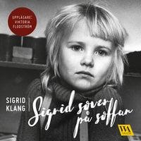 Sigrid sover på soffan - Sigrid Klang