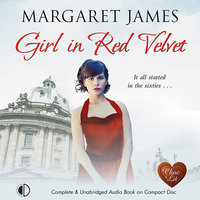 Girl in Red Velvet - Margaret James