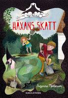Maja Stormhatt 4 - Häxans skatt - Suzanne Mortensen