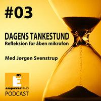 Tanker om verdensbilleder - Jørgen Svenstrup