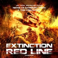 Extinction Red Line - Nicholas Sansbury Smith, Tom Abrahams