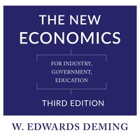 The New Economics, Third Edition - W. Edwards Deming