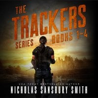 The Trackers Series Box Set - Nicholas Sansbury Smith