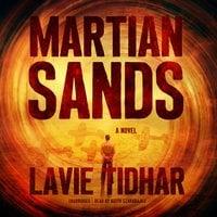 Martian Sands - Lavie Tidhar