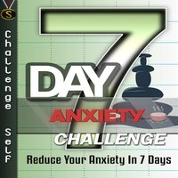 7-Day Anxiety Challenge - Challenge Self