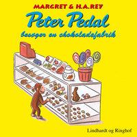 Peter Pedal besøger en chokoladefabrik - H.A. Rey
