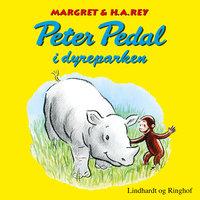 Peter Pedal i dyreparken - H.A. Rey