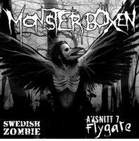 Monsterboxen 7: Flygare - Emil Eriksson