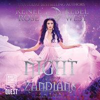 Night of the Zandians - Renee Rose,Rebel West