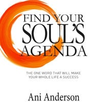 Find Your Soul's Agenda: The one word that will make your whole life a success - Ani Anderson