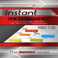 Instant Time Management - The INSTANT-Series