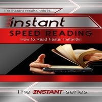 Instant Speed Reading - The INSTANT-Series