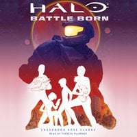Halo: Battle Born - Cassandra Rose Clark