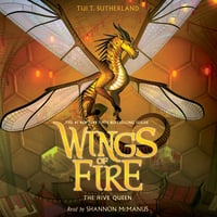 Wings of Fire, Book #12: The Hive Queen - Tui T. Sutherland