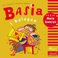 Basia i bałagan - Zofia Stanecka