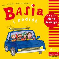 Basia i podróż - Zofia Stanecka