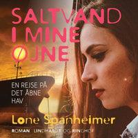 Saltvand i mine øjne - Lone Spanheimer